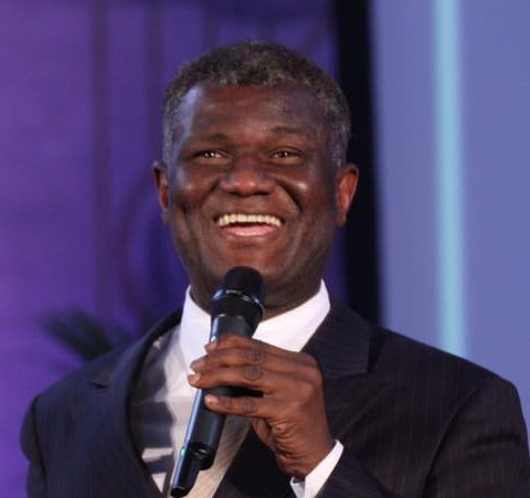 Pastor Richard Aidoo
